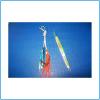 ARTIFICIALE VERTICAL JIGGING 28g E ASSIST HOOK PESCA PAGELLI PARAGHI SAN PIETRO