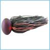 ARTIFICIALE Touchdown lead flat rubber jig RIVER2SEA 1/2oz RJ11 PESCA LAGO TROTA PERSICO