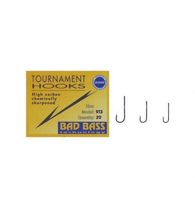 AMI TOURNAMENT ABERDEEN BLUE BAD BASS 913 MIS 9 CONF 20PZ H.C. MADE IN JAPAN