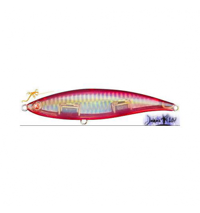 ARTIFICIALE SEASPIN JANAS 107S 25g 107mm SINKING COLORE PNK