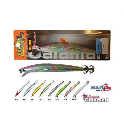 TOTANARA PRINCESS CALAMARI YAMASHITA 100MM COLOR PC7 WCCHF