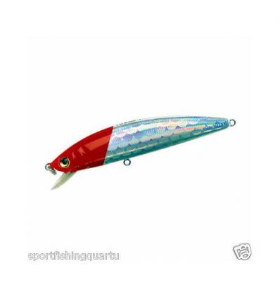 ARTIFICIALE YO-ZURI TOBIMARU 105mm 18g FLOATING colore C5 TESTA ROSSA