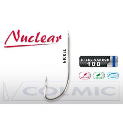 AMI COLMIC NUCLEAR MR1000 N18 CONFEZIONE 15AMI PER BIGATTINO E PASTELLA