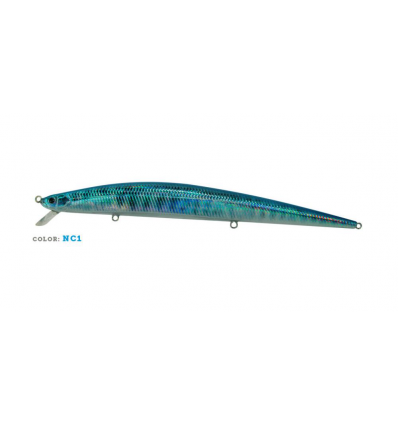 ARTIFICIALE JATSUI SW LL MINNOW 180F FLOATING 180mm 26g NATURAL COLOR