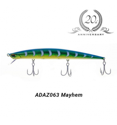DUO TIDE MINNOW SLIM 140F 140mm 18g 20TH ANNIVERSARY color MAYHEM