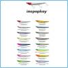 ARTIFICIALE IMA POPKEY 120mm 16g 109 PESCA SPINNING SPIGOLE LAMPUGHE PALAMITE