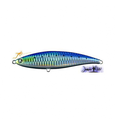ARTIFICIALE SEASPIN JANAS 107S 25g 107mm SINKING COLORE SAR