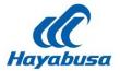 Manufacturer - HAYABUSA